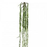 Hoyahänger grün, 90cm Länge, Kunststoff Hängepflanze mit Luftwurzeln !