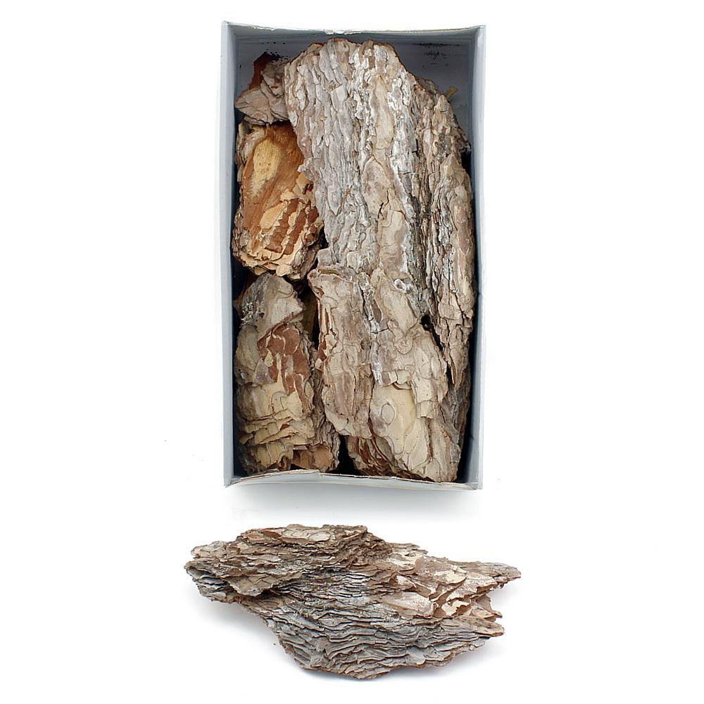 Pinus Maritima Rindenbruch grob, Rindenholz, Rinde ca. 1,5kg // natur