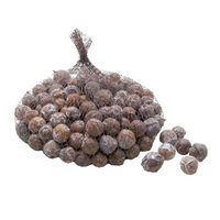 Estrelinia Zapfen natur 1,5-2,5cm 1kg, Wachholderzapfen, Bastelzapfen