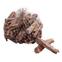 """Treibholz """"Wreck wood"""" gefärbt in kupfer L8-12cm, 0,5kg !!!"""