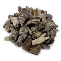 """Treibholz """"Crazy Driftwood"""" Bruchstücke im Beutel, natur L5-10cm, ca. 0,5kg !!!"""