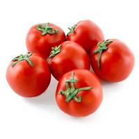 """6 Stück dicke Tomaten 7cm, """"real touch"""", sehr REALISTISCH, Deko Gemüse"""